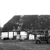 La vieille ferme Photographie stock libre de droits