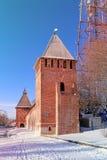 La vieille forteresse Photos libres de droits