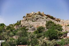 La vieille forteresse Image libre de droits