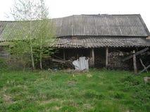 La vieille grange Photo stock