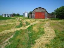 La vieille grange Image libre de droits