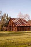 La vieille grange rustique Image stock