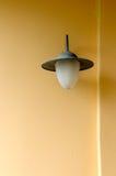La vieille lampe Images libres de droits