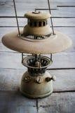 La vieille lanterne ou lanterne d'antiquité photo libre de droits