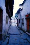 La vieille maison de la Chine Image libre de droits