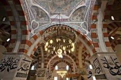 La vieille mosquée à Edirne Photographie stock