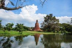 La vieille pagoda Photo stock