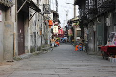La vieille rue Image stock