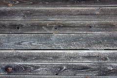 La vieille texture en bois foncée Photo libre de droits