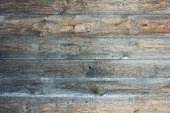 La vieille texture en bois foncée Images libres de droits