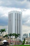 La vieille tour de Petronas, Kuala Lumpur, Malaisie Image libre de droits