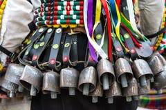 La vieille tradition païenne s'est reliée à de vieilles croyances slaves images libres de droits