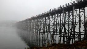 la vieille vie de pont Images libres de droits