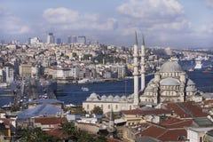 La vieille ville d'Istanbul Photo stock