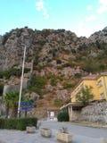 La vieille ville de Kotor photo libre de droits