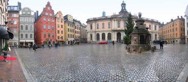 La vieille ville de Stockholm photo libre de droits