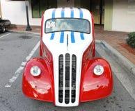 Vieille voiture de Ford Anglia Photographie stock libre de droits
