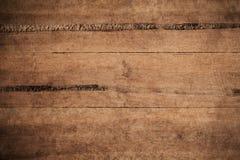 La vieja oscuridad del grunge texturizó el fondo de madera, la superficie del ol fotos de archivo