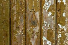 La vieja textura de madera lamentable Foto de archivo