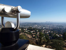 LA View Spot Royalty Free Stock Photo
