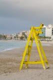 La Vila beach Stock Photos