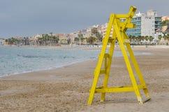 La Vila beach Stock Photo