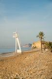 La Vila beach Royalty Free Stock Image
