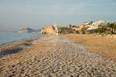 La Vila beach Stock Images