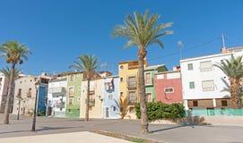 La Vila Joisa, Alicante Espagne Photo libre de droits