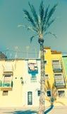 La Vila Joisa, Alicante Espagne Photographie stock libre de droits