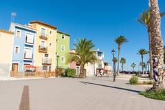 La Vila Joisa, Alicante Espagne Photographie stock