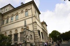 la villa Borghese a Roma Italia Fotografie Stock