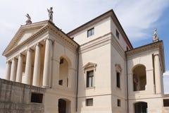 La villa Rotonda da Andrea Palladio Immagini Stock Libere da Diritti