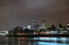 La ville Photo libre de droits