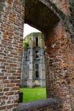 La Ville Abbaye de Villers Imágenes de archivo libres de regalías