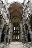 La Ville Abbaye de Villers Foto de archivo libre de regalías