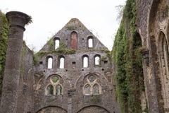 La Ville Abbaye de Villers Imagen de archivo libre de regalías