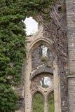 La Ville Abbaye de Villers Fotos de archivo