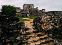La ville antique image libre de droits