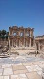 la ville antique de l'ephesus Images stock