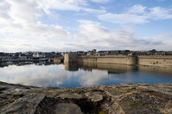 La ville close, Concarneau. Royalty Free Stock Photos