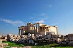 La ville d'Athènes Image stock