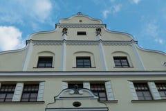 La ville d'Ingolstadt en Allemagne photo stock