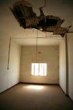 La ville d'ordinateur de secours dans Kolmanskop Photographie stock libre de droits