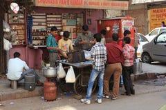 La ville de Delhi Photos stock
