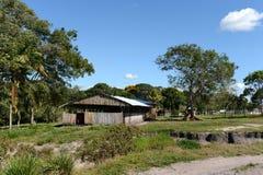 La ville de la La Macarena colombie Images libres de droits