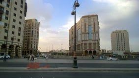 La ville de la Médina Image libre de droits