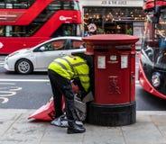 La ville de Londres photos libres de droits
