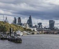 La ville de Londres Photographie stock