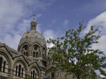 La ville de Marseille Images libres de droits
